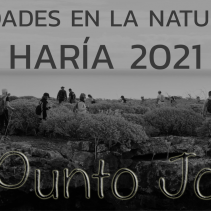 ACTIVIDADES EN LA NATURALEZA 2021
